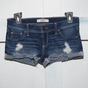 Hollister womens jr shorts size 3